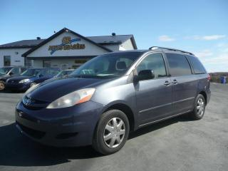 Used 2008 Toyota Sienna 5 portes LE 8 places assises, traction a for sale in Westbury, QC