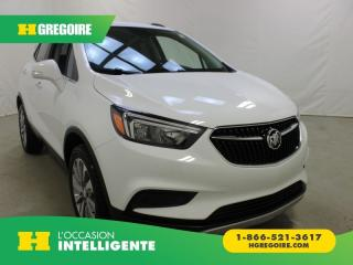 Used 2019 Buick Encore Preferred AWD for sale in St-Léonard, QC
