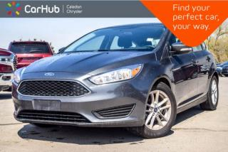 Used 2018 Ford Focus SE|Bluetooth|Backup Cam|Pwr windows|Pwr Locks|Keyless Entry|16