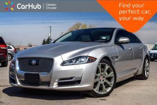 Used 2016 Jaguar XJ XJL Portfolio|AWD|Navi|Pano Sunroof|Backup Cam|Bluetooth|Blind Spot|Massage function|19