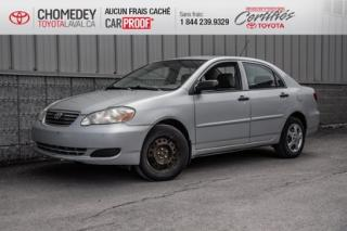 Used 2007 Toyota Corolla for sale in Laval, QC