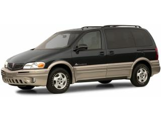 Used 2002 Pontiac Montana for sale in Coquitlam, BC