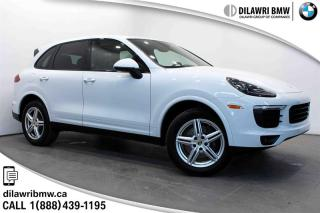 Used 2016 Porsche Cayenne w/ Tip Heated Steering/Seats, 360 cam, Nav, Bluetooth for sale in Regina, SK