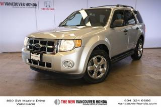 Used 2010 Ford Escape XLT 4D Utility 4WD for sale in Vancouver, BC