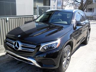 Used 2016 Mercedes-Benz GLC Coupe 300 AWD FULL FULL +  FULL GARANTIE 3/60 for sale in Laval, QC
