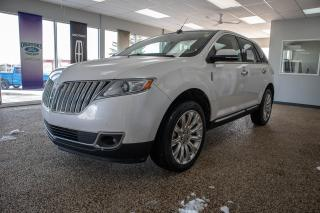 Used 2015 Lincoln MKX 3.7L Ecoboost Moonroof, navigation, Adaptive Cruise control, THX Audio and more for sale in Okotoks, AB