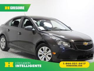 Used 2014 Chevrolet Cruze 2LS A/C CRUISE for sale in St-Léonard, QC