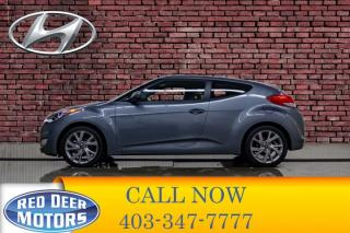 Used 2017 Hyundai Veloster Coupe DCT for sale in Red Deer, AB