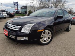 Used 2007 Ford Fusion SEL for sale in Beamsville, ON