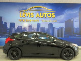 Used 2012 Ford Focus SE A/C CRUISE for sale in Lévis, QC