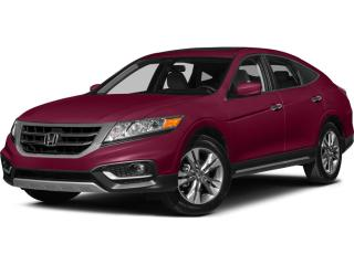 Used 2013 Honda Accord Crosstour EX-L HEATED SEATS   REARVIEW CAMERA WITH GUIDELINES   LEATHER INTERIOR for sale in Cambridge, ON