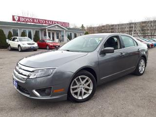 Used 2011 Ford Fusion SEL AWD for sale in Oshawa, ON