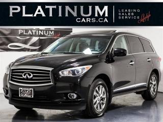 Used 2014 Infiniti QX60 7 PASSENGER, CAMERA, Heated Leather for sale in Toronto, ON