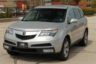Used 2010 Acura MDX Technology Package NAVI | 7 Passenger | CERTIFIED for sale in Waterloo, ON