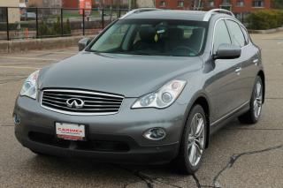 Used 2012 Infiniti EX35 Luxury ONLY 55K  | NAVI | AWD | CERTIFIED for sale in Waterloo, ON