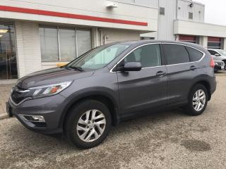 Used 2015 Honda CR-V EX Bluetooth, Back Up Camera, Heated Seats and more! for sale in Waterloo, ON