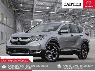New 2018 Honda CR-V Touring for sale in Vancouver, BC