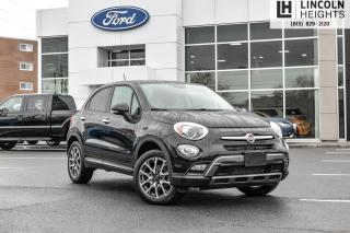 Used 2017 Fiat 500 X Trekking for sale in Ottawa, ON