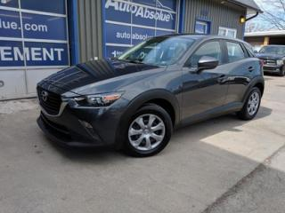 Used 2016 Mazda CX-3 Awd + Caméra + Sky for sale in Boisbriand, QC
