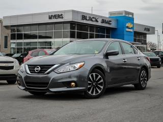 Used 2018 Nissan Altima for sale in Ottawa, ON