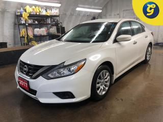 Used 2017 Nissan Altima Remote start * Push button ignition * Nissan connect touchscreen * Back up camera * Heated front seats/mirrors * Hands free steering wheel controls * for sale in Cambridge, ON