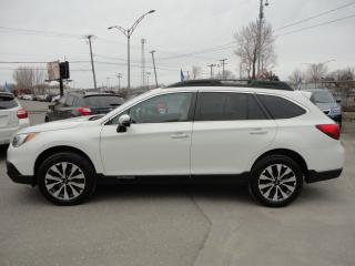 Used 2016 Subaru Outback LIMITED EYE SIGHT 3.6R AWD CVT for sale in Trois-Rivières, QC