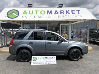 Used 2007 Saturn Vue FWD 4 cyl. FREE BCAA & WARRANTY! for sale in Langley, BC