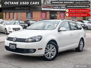 Used 2013 Volkswagen Golf 2.0 TDI Highline Accident Free! Amazing Condition! for sale in Scarborough, ON
