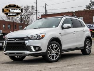 Used 2018 Mitsubishi RVR GT PREMIUM for sale in North York, ON