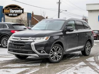 Used 2018 Mitsubishi Outlander GT for sale in North York, ON