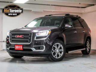 Used 2015 GMC Acadia NAV | TWIN ROOF | AWD | LEATHER for sale in North York, ON