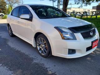 Used 2012 Nissan Sentra SE-R MODEL for sale in Scarborough, ON