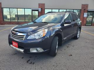 Used 2011 Subaru Outback 5dr Wgn CVT 2.5i Sport w/Limited Pkg for sale in Scarborough, ON