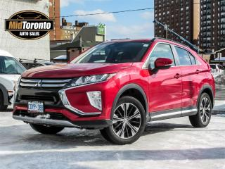 Used 2018 Mitsubishi Eclipse Cross SE | + TECH pkg for sale in North York, ON