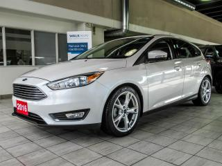 Used 2016 Ford Focus Titanium for sale in North York, ON
