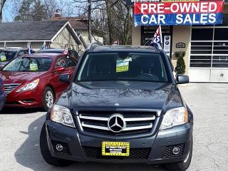 Used 2010 Mercedes-Benz GLK-Class 4MATIC 4dr GLK 350 for sale in Markham, ON