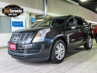Used 2015 Cadillac SRX FWD | BOSE for sale in North York, ON