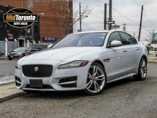 Used 2016 Jaguar XF AWD for sale in North York, ON