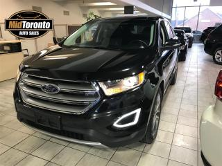 Used 2015 Ford Edge Titanium V6 Awd for sale in North York, ON
