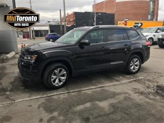 Used 2018 Volkswagen Atlas V6 4Motion AWD for sale in North York, ON
