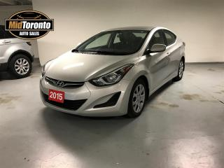 Used 2015 Hyundai Elantra Sport for sale in North York, ON