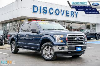 Used 2017 Ford F-150 XLT for sale in Burlington, ON