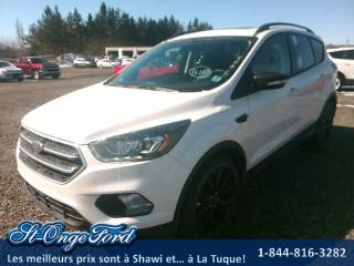 Used 2018 Ford Escape Titanium 4RM TOIT PANO for sale in Shawinigan, QC
