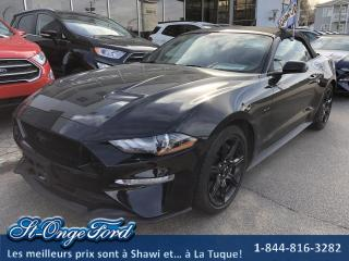 Used 2018 Ford Mustang GT oremium décapotable for sale in Shawinigan, QC