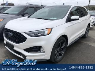 Used 2019 Ford Edge ST TI for sale in Shawinigan, QC