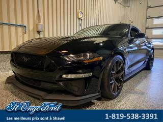 Used 2019 Ford Mustang GT Perf.Pack 2 + Supercharged Roush raci for sale in Shawinigan, QC