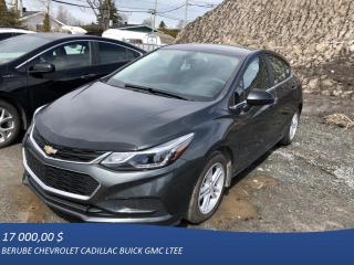 Used 2017 Chevrolet Cruze Hatch Lt for sale in Rivière-Du-Loup, QC