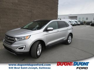 Used 2018 Ford Edge Sel Ti for sale in Gatineau, QC