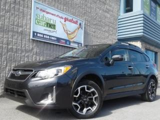 Used 2016 Subaru XV Crosstrek for sale in Richelieu, QC
