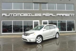 Used 2003 Toyota Matrix XR for sale in Québec, QC